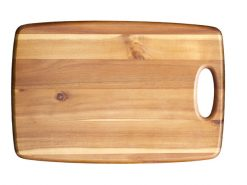 web Acacia Large Cutting Board with COH