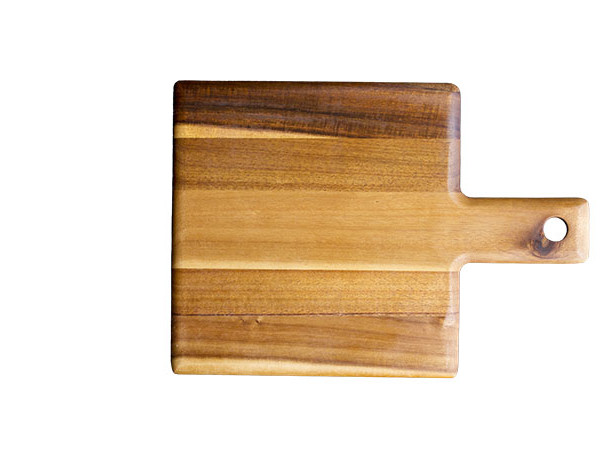 web Acacia Square Bread Board